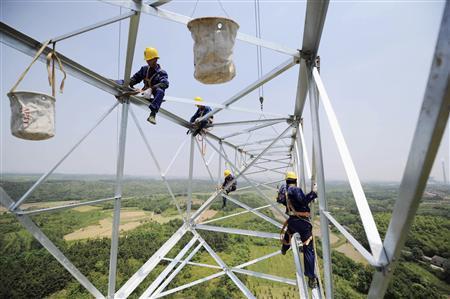 China's power grid plans: a $250 billion white elephant?