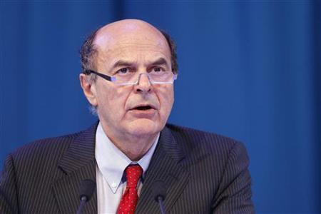 Bersani leads after Italy center-left primary