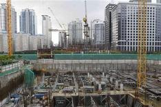 A general view is seen of Bonifacio Global City central business district in Taguig City Metro Manila November 15, 2012. The capital of the Philippines is in the throes of a property boom described as the best in two decades, reflecting the increasing confidence in an economy that only recently began shedding its image as one of the region's basket cases. Picture taken November 15, 2012. REUTERS/Cheryl Ravelo
