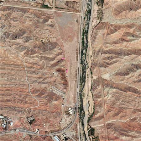 Iran's nuclear stockpile grows but not yet in