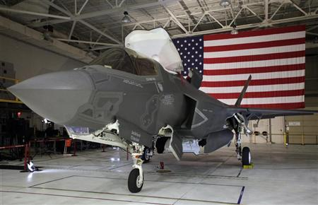 U.S. Air Force sticking to plans to buy 1,763 F-35 jets
