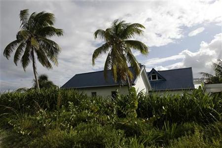 The home of anti-virus software pioneer John McAfee is seen in San Pedro November 14, 2012. REUTERS/Henry Romero