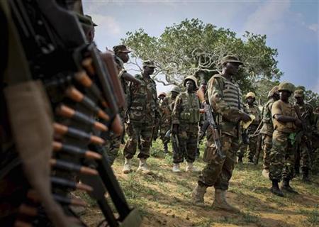 Fight against al Shabaab instructive model for future: U.S. general
