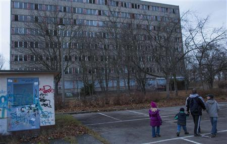 Merkel's euro push leaves east Germany out in the cold