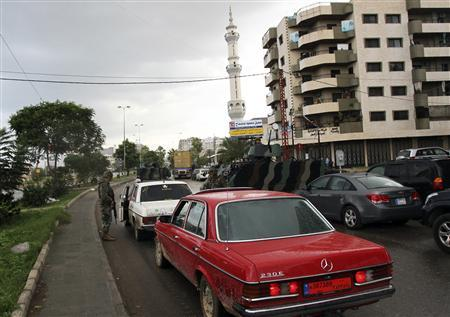 One dead, 11 hurt in second day of Lebanon sectarian...