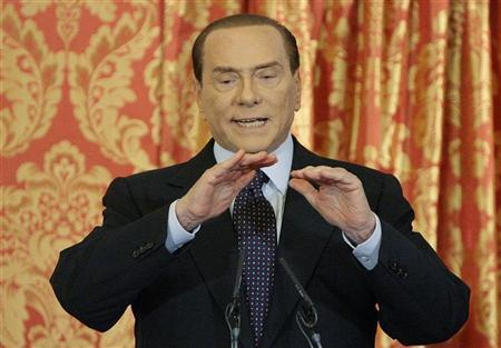 Berlusconi party quits Senate as tensions rise with Italy government