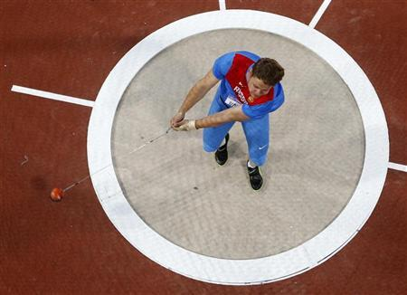Russia's Ikonnikov suspended for doping violation