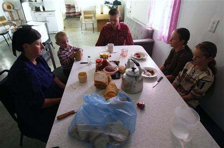 Ancestral Russia lures land-hungry Mexican Mennonites   Reuters
