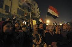 Principal grupo opositor ao presidente do Egito Mohamed Mursi rejeita diálogo proposto para acabar com a crise. 06/12/2012 REUTERS/Amr Abdallah Dalsh