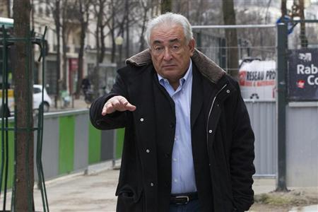 Strauss-Kahn, NYC hotel maid settle suit over alleged...