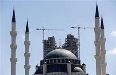 <p>A Istambul. Le secteur français du luxe entend pousser ses pions en Turquie, où la croissance économique offre d'importants gisements de croissance malgré de multiples obstacles tarifaires et une contrefaçon massive. /Photo prise le 4 septembre 2012/REUTERS/Murad Sezer</p>