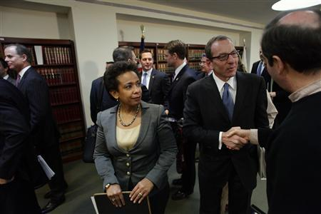 HSBC to pay $1 9 billion U S  fine in money-laundering case