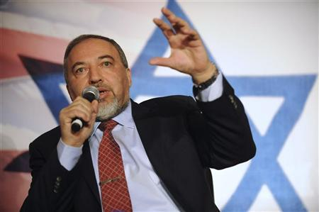 Israel's Lieberman to face breach of trust charges: ministry