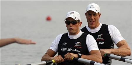 Gold medalist Waddell named NZ Olympic team boss