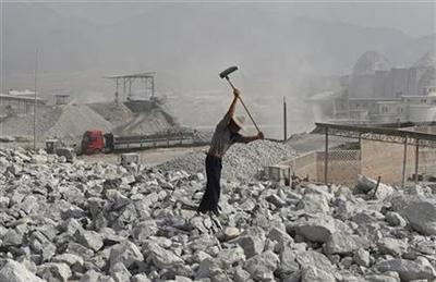 China, U.S. factory data improves, global risks remain
