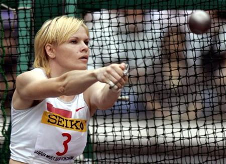Olympic 2004 champion Kuzenkova fails drugs test