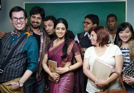 A still from the movie 'English Vinglish'. REUTERS/Handout