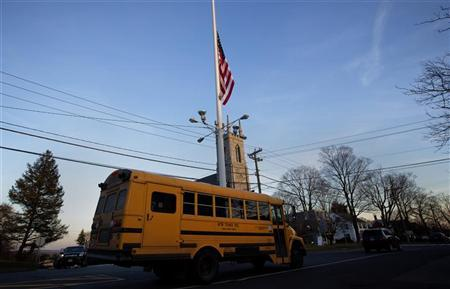 Quiet Connecticut town rocked by mass shooting at elementary school