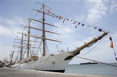 U.N. court orders Ghana to release Argentine naval ship