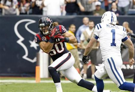 Texans clinch AFC South title