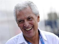 Il presidente della Pirelli Marco Tronchetti Provera, Monza 8 settembre 2012. REUTERS/Giorgio Perottino