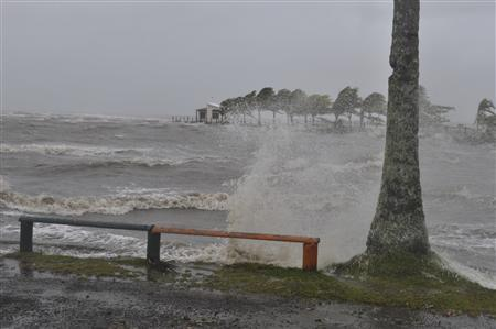 Fiji hammered by severe cyclone, no deaths reported