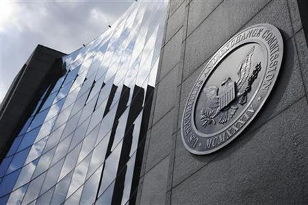 A general exterior view of the U.S. Securities and Exchange Commission (SEC) headquarters in Washington, June 24, 2011. REUTERS/Jonathan Ernst
