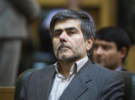 Head of Iran's Atomic Energy Organization Fereydoun Abbasi-Davani attends a conference to mark the martyrs of terrorism in Tehran September 6, 2011. REUTERS/Morteza Nikoubazl