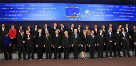 Insight: Marathon talks set Europe on path to banking union