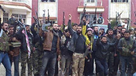 Russia eyes Syria evacuation as rebels take Damascus district