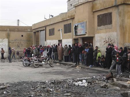Russia eyes Syria evacuation as rebels take Damascus...