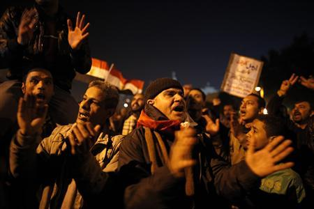 Egyptian Islamists plan mass protest ahead of constitution vote