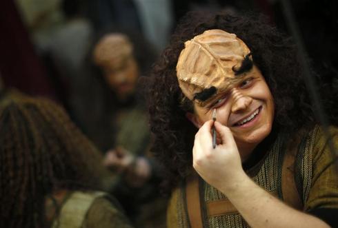 A Klingon Christmas Carol