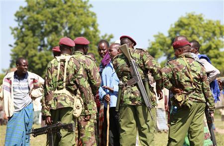 More than 50 arrested for raid on Kenyan coastal village