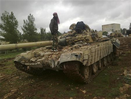 Syrian civil war at stalemate, Assad won't go:...