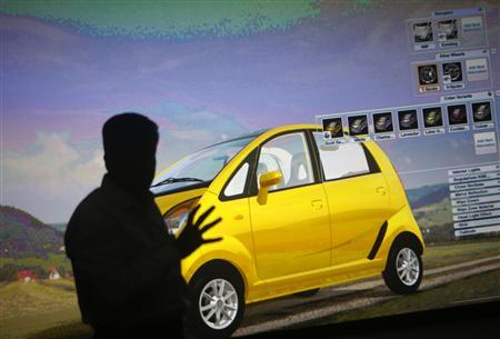 Tata goes back to drawing board at stalled Indian car unit