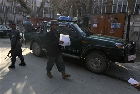 Afghan policewoman kills coalition contractor in Kabul: NATO