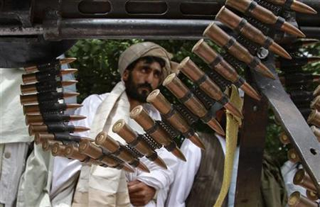 Pakistan, Afghanistan trying to turn Taliban into political movement