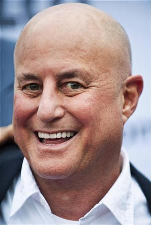 U.S. investor Ronald Perelman arrives at Apollo Theater's Spring Gala Benefit honoring Stevie Wonder in New York City June 13, 2011. REUTERS/Stephen Chernin