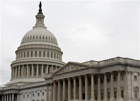 The U.S. Capitol is pictured in Washington December 21, 2012. REUTERS/Joshua Roberts