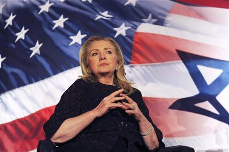 Secretary of State Clinton hospitalized with blood...