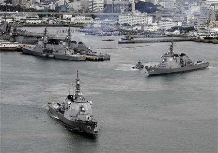 Japan to revise defense policy by end 2013: paper