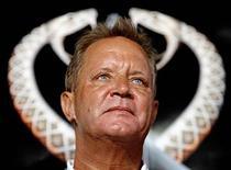 """David R. Ellis, especialista y actor de niño que alcanzó la fama por dirigir películas escabrosas como """"Serpientes en el avión"""", ha sido hallado muerto en un hotel de Johannesburgo. En la imagen de archivo, David R. Ellis, durante el estreno de """"Serpientes en el avión"""" en Hollywood en 2006. REUTERS/Mario Anzuoni"""