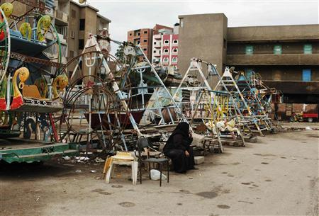 Exhausted Egyptians count cost of political turmoil