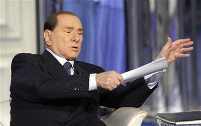 Berlusconi seen falling short in Italy election