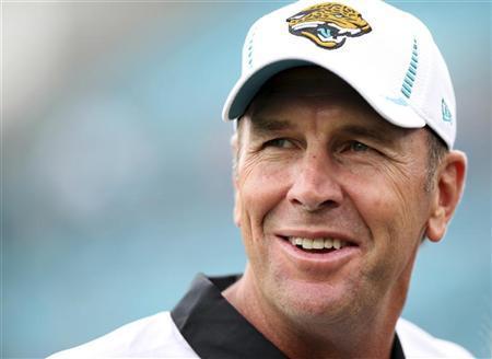 Mularkey fired as Jaguars head coach