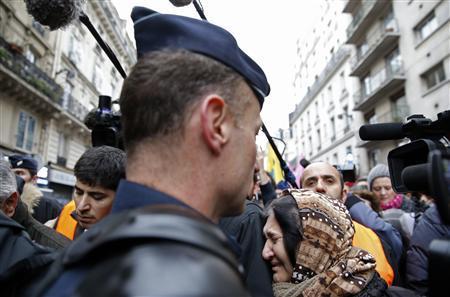 Founder of Kurdish PKK among three women slain in Paris
