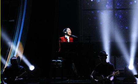 Alicia Keys, Katy Perry top bill at Obama inauguration parties