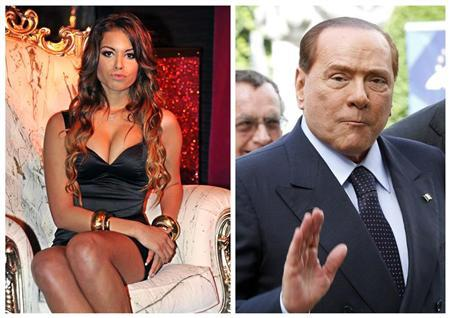 Key witness in Berlusconi sex trial to testify on Monday