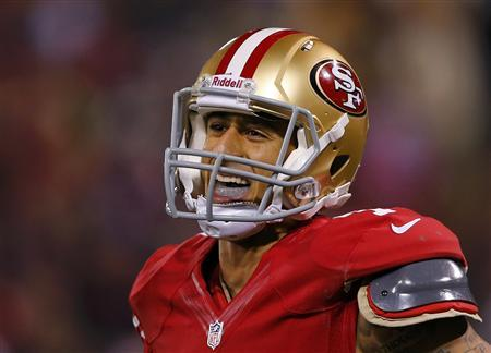 Bold move pays off with record-breaking Kaepernick
